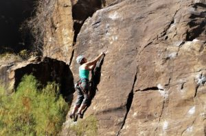 Read more about the article Klettern auf Teneriffa bis 6a+