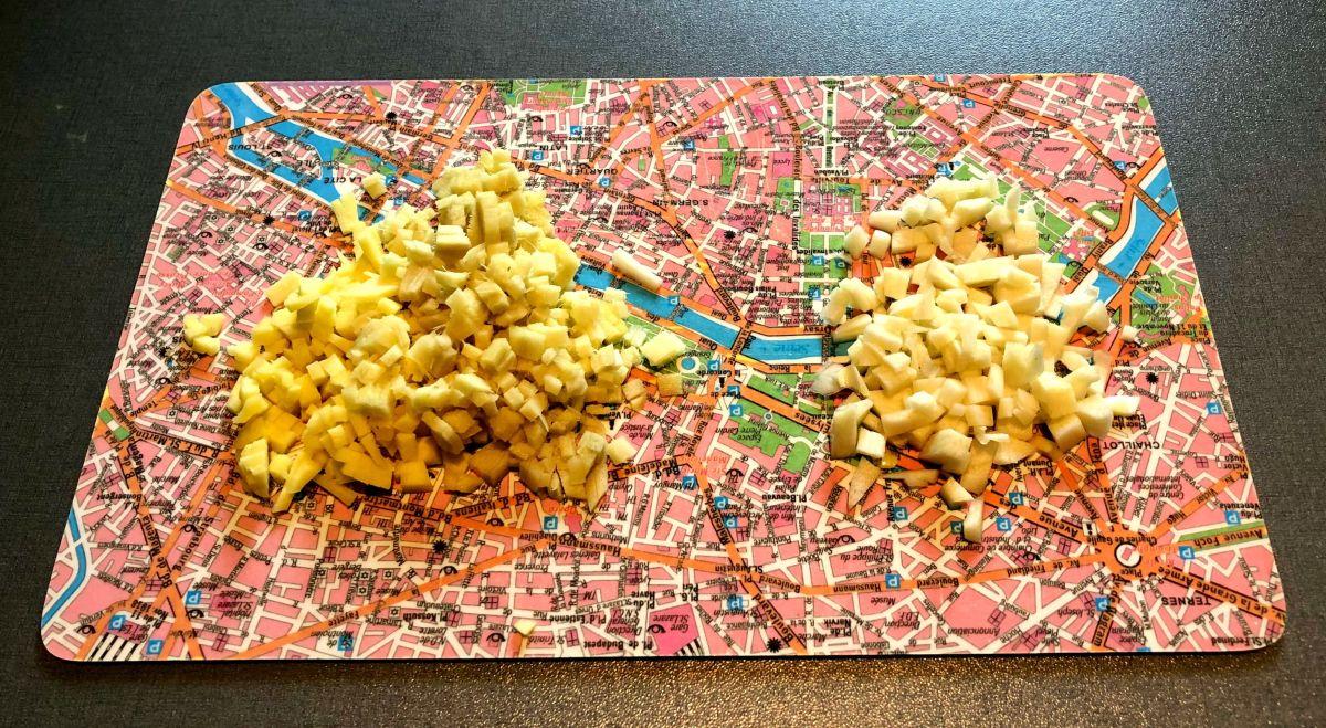 Chicken Tikka Masala Knoblauch und Ingwer