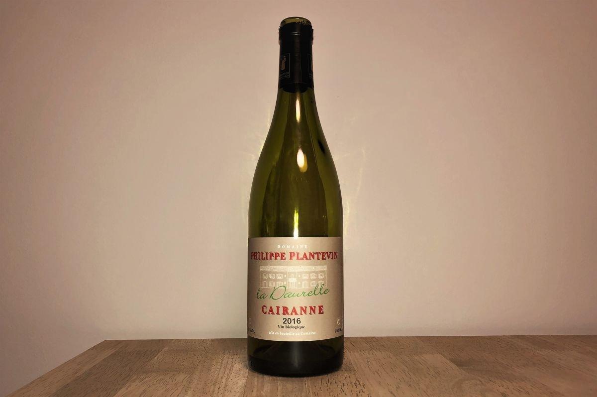 Geniessen Domaine Philippe Plantevin Flasche