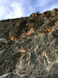 Griechenland Argolis Klettern Anatoli